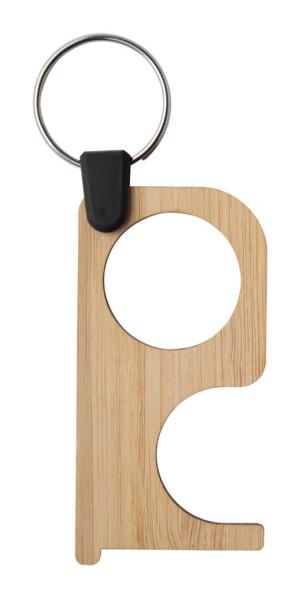 NoTouch Bamboo hygiene key