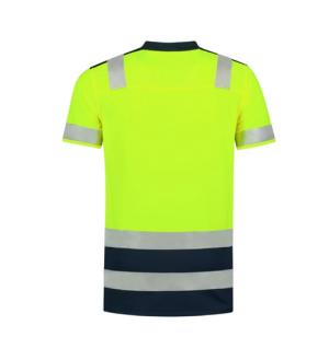 Poloshirt High Vis Bicolor Poloshirt Unisex