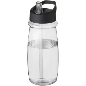 H2O Pulse 600 ml Auslaufdeckel Sportflasche