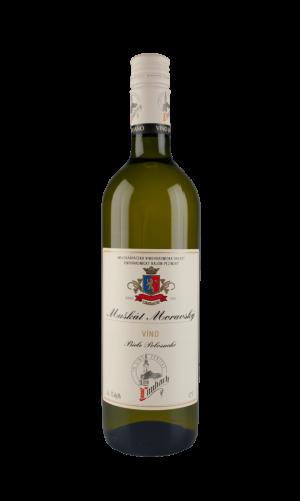 Mährischer Muskatnuss-Weißwein 0,75 l, Premium