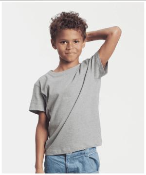 Bio-T-Shirt für Kinder