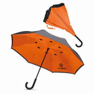 "MU3009 - 23"" reversible, windproof umbrella"