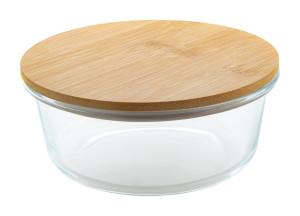 skleněný box na jídlo