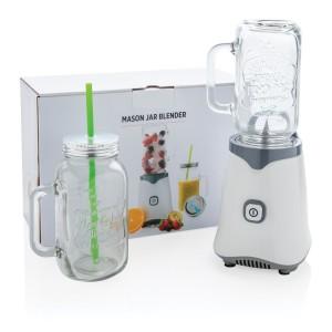 Mason Jar blender,