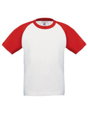 BCTK350 T-Shirt Base-Ball / Kids