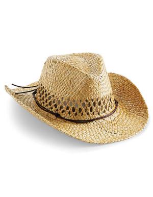 CB735 Straw Cowboy Hat