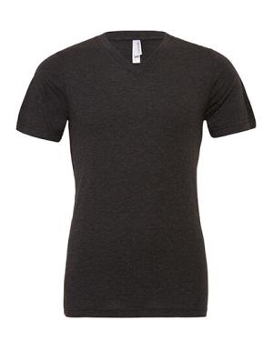 CV3415 Triblend V-Neck T-Shirt