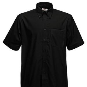 F601 Men´s Short Sleeve Oxford Shirt