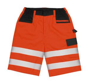 Bezpečnostné krátke nohavice Cargo