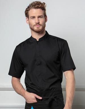 Bargear Shirt Mandarin Collar