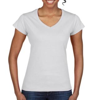 Ladies` Softstyle V-Neck T-Shirt
