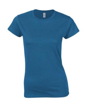 Ladies` Fitted Ring Spun T-Shirt
