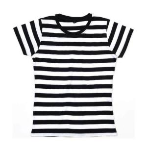 Ladies` Stripy T