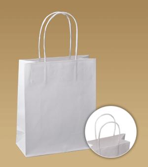 Taschen mit gebogenem Okular aus Normalpapier