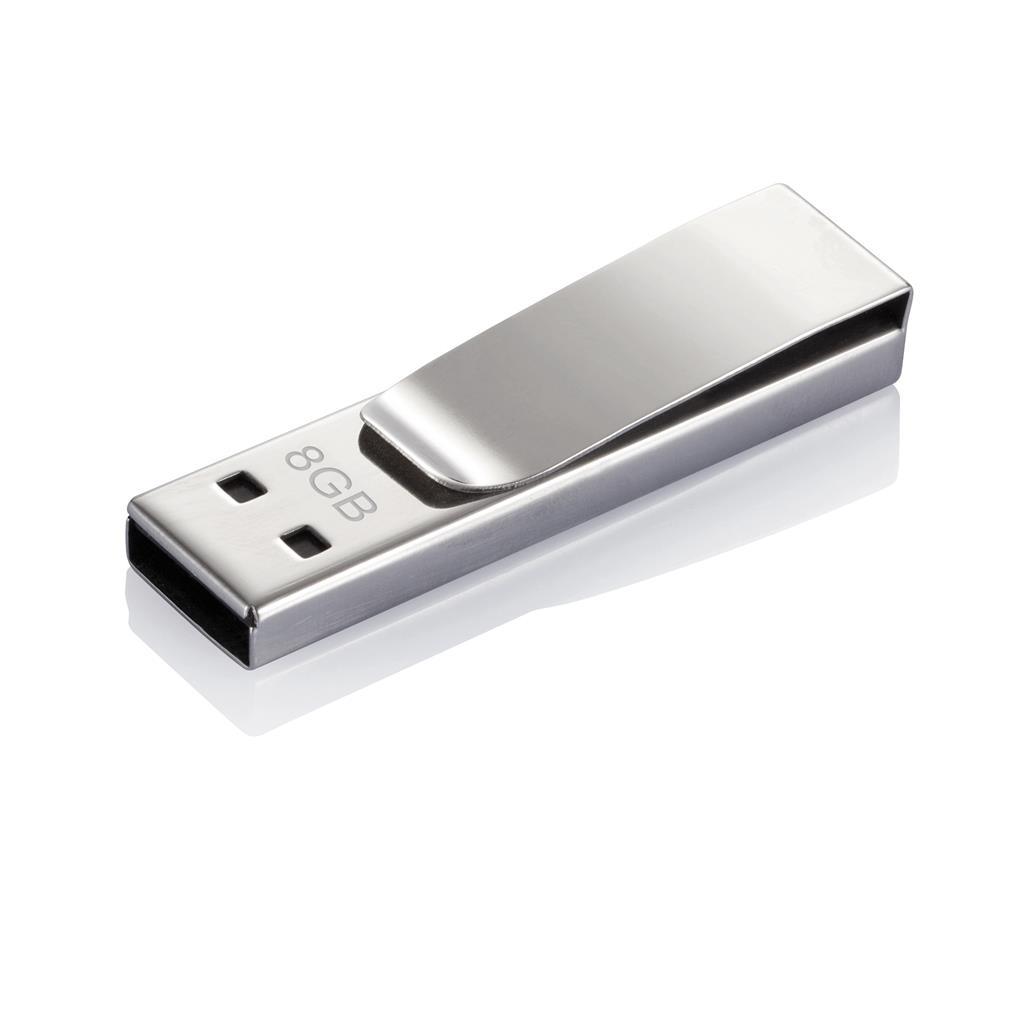 Tag USB Stick 4/ 8GB, silber