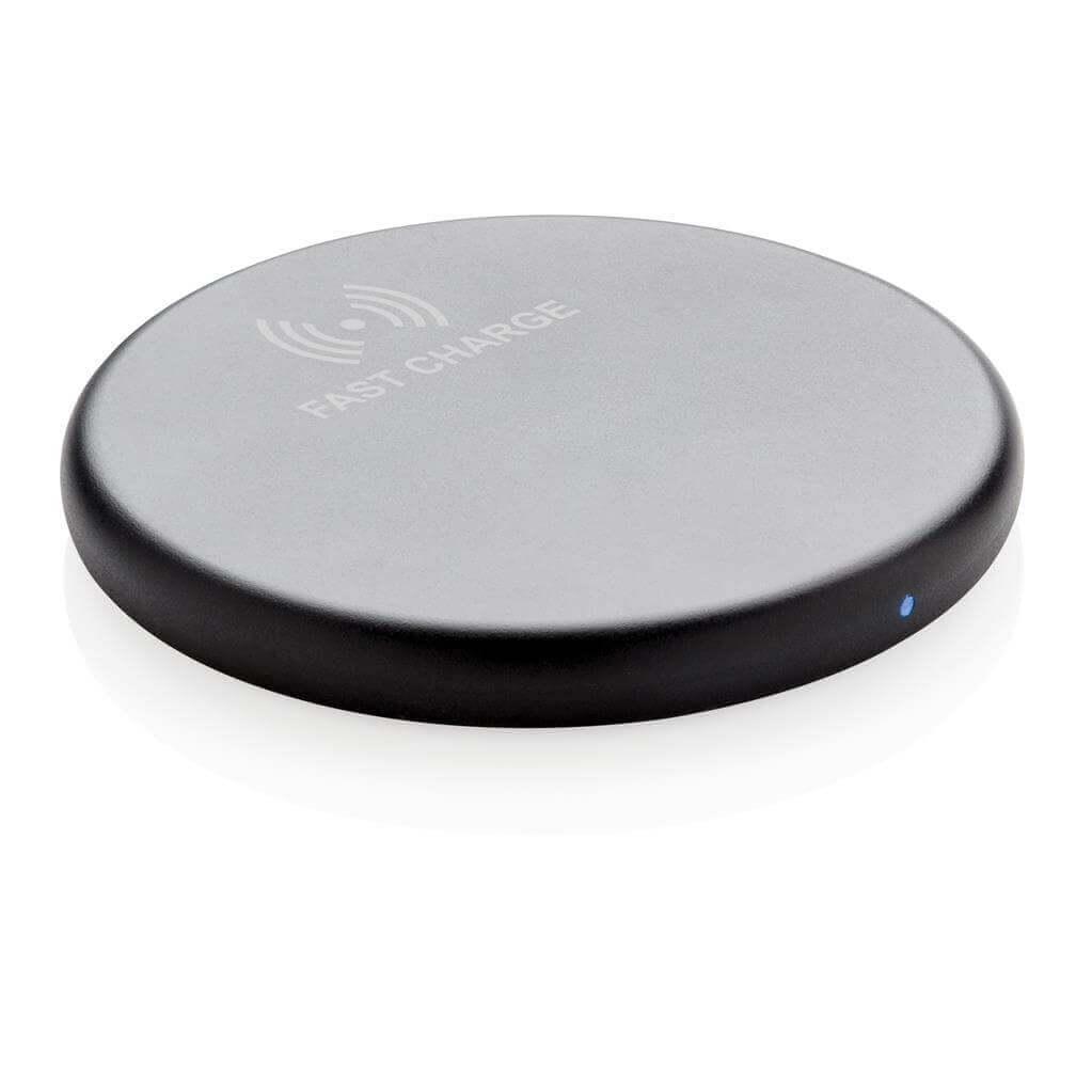 Wireless 10W Schnell-Lade-Pad, weiß