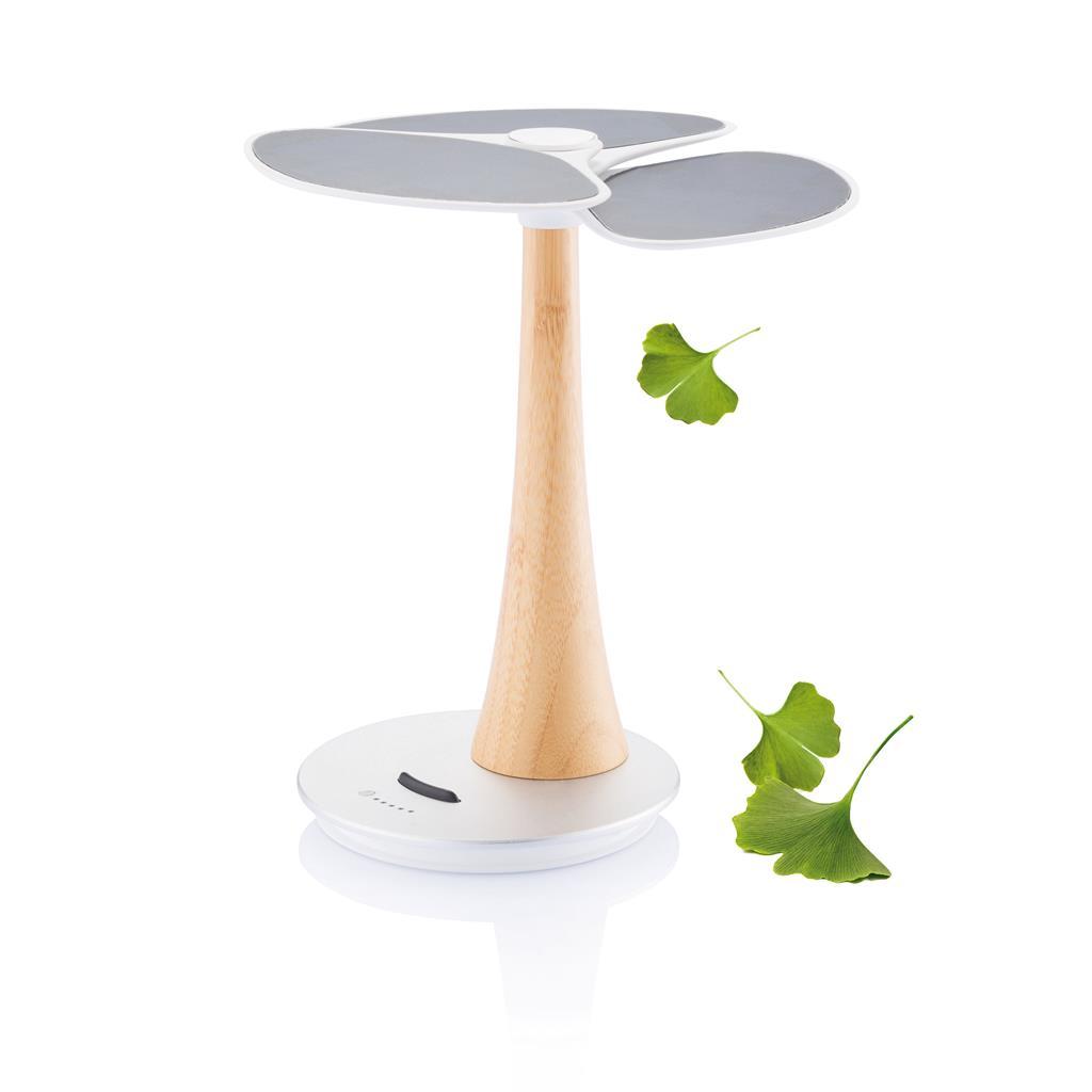 Ginkgo Solarbaum 4.000mAh, weiß