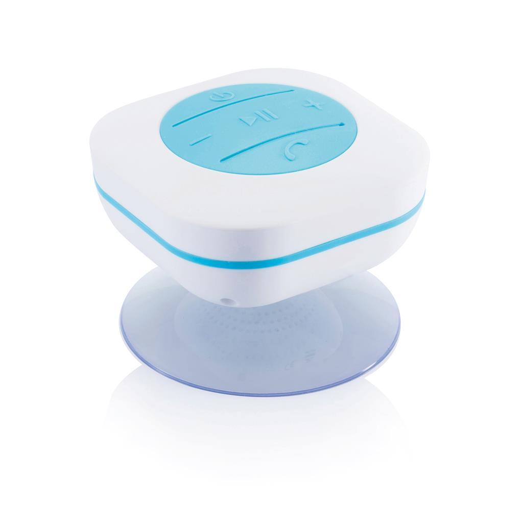 Wasserbeständiger Dusch-Lautsprecher, weiß