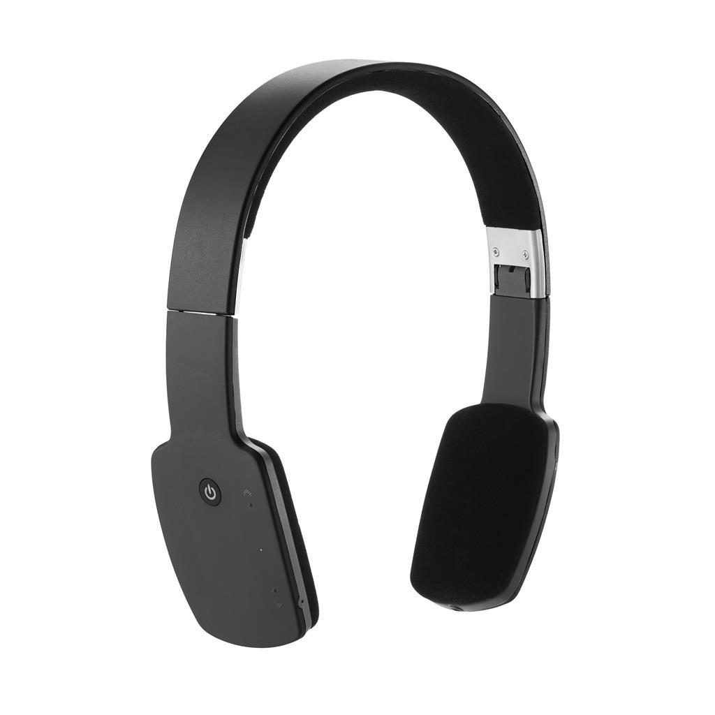 Wireless Kopfhörer, schwarz