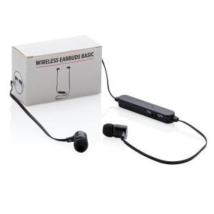 Wireless Kopfhörer Basic, schwarz