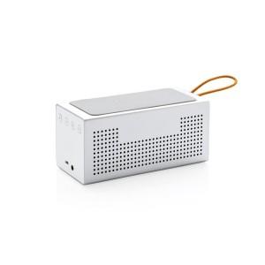 Vibe Wireless-Charging Lautsprecher, grau