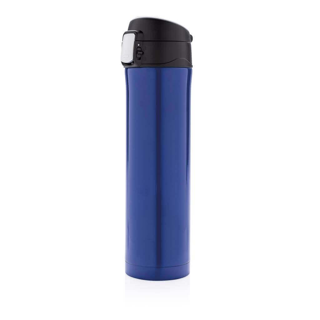 Easy Lock Vakuum Flasche, rot