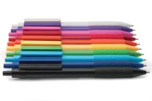 X2 Kugelschreiber, rosa