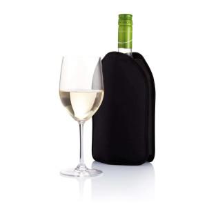 Weinkühler Manschette, schwarz