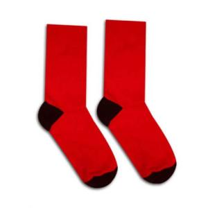 Socks Basic red