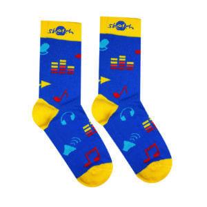 Socks colored musical