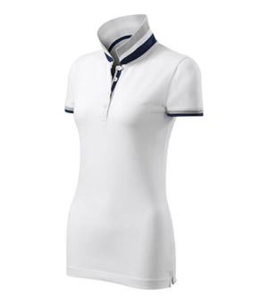 Collar Up Poloshirt
