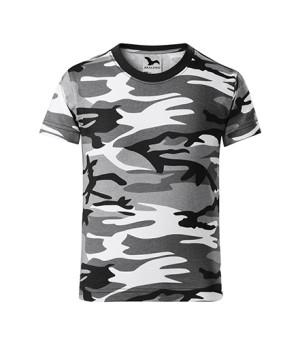 Camouflage kinders Shirt