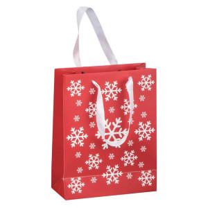 Papierweihnachtsgeschenktasche
