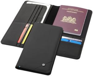 Odyssey RFID-Reisebrieftasche