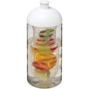 H2O Bop® Sportflasche mit Infusionsflasche und Domverschluss 500 ml