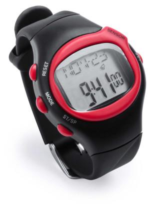 Lewis Uhr mit Pulsmesser