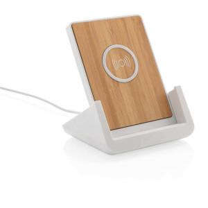 Ontario 5W Wireless-Charger, weiß