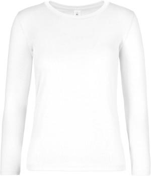 B&C | Damen Heavy T-Shirt langarm