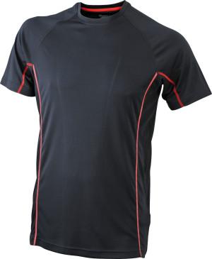 Herren Reflex Lauf Shirt
