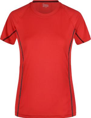 Damen Reflex Lauf Shirt