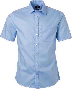 Mikro-Twill Hemd kurzarm