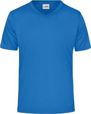 Herren V-Neck Sport T-Shirt