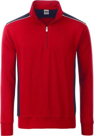 Workwear Halfzip Sweater - Level 2