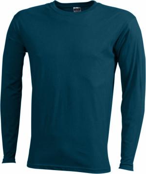 Herren Medium T-Shirt langarm