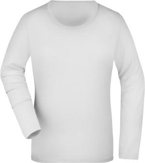 Damen Stretch T-Shirt langarm