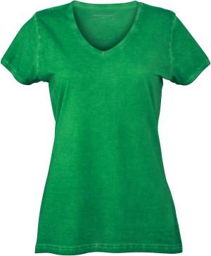 "Damen V-Neck T-Shirt ""Gipsy"""