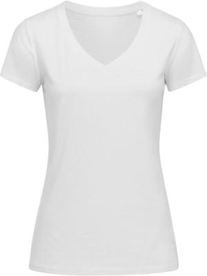 "Organic Damen V-Neck T-Shirt ""Janet"""