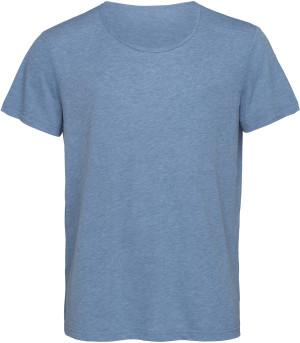Oversized Herren T-Shirt Mischgewebe