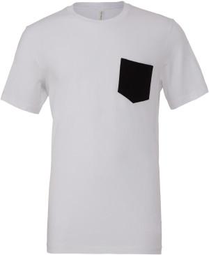 Herren T-Shirt mit Brusttasche