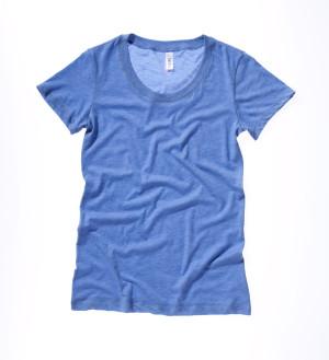 Damen Triblend T-Shirt